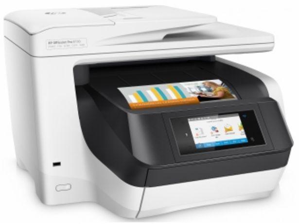 HP Officejet Pro 8730 All-in-One (D9L20A) Atramentové multifunkčné zariadenie, služba HP Instant Ink v akcii za 439,128€