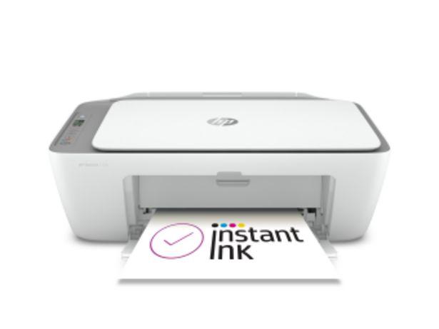 HP Deskjet 2720 All-in-One (3XV18B) Atramentové multifunkčné zariadenie, služba HP Instant Ink v akcii za 55,3872€